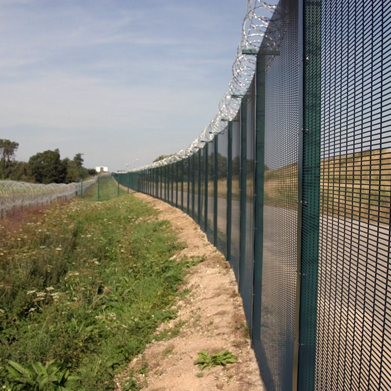 HiSec High Security Fencing SR1 Rated Fencing