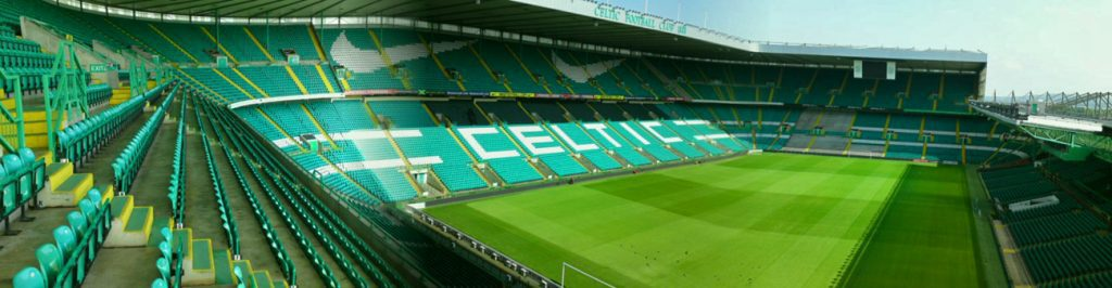 Could safe standing work for English football?