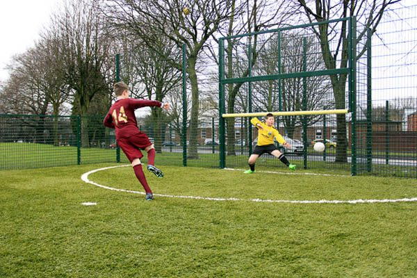 5-a-side football pitch fencing – you know it makes fence