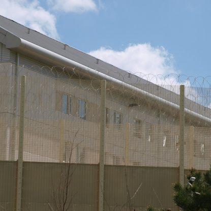 HiSec-Prison-Fencing, Prison Mesh