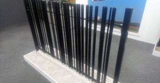 Zaun launches barcode railings