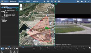 radar zone travaux