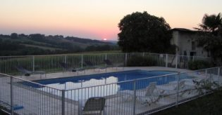 What should you consider when installing swimming pool fencing?