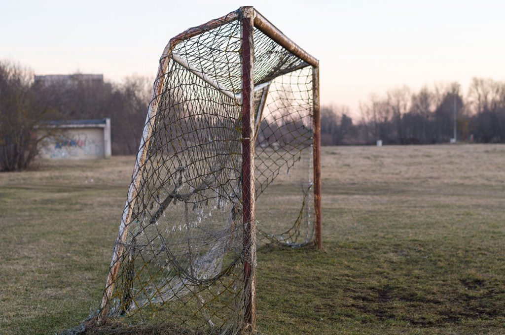 When is it time to replace your football fencing?