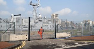 Is your port security fencing up to the job?